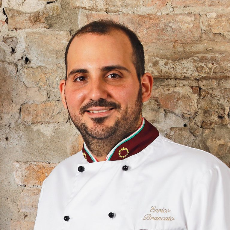 Chef Enrico Brancato