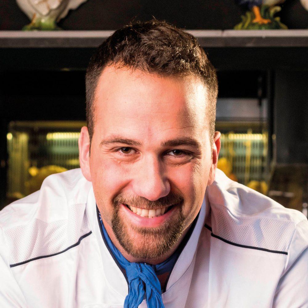 Chef Gianmarco Casadei