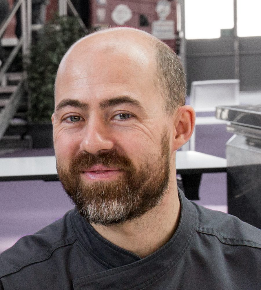 Chef Marco Vegliò