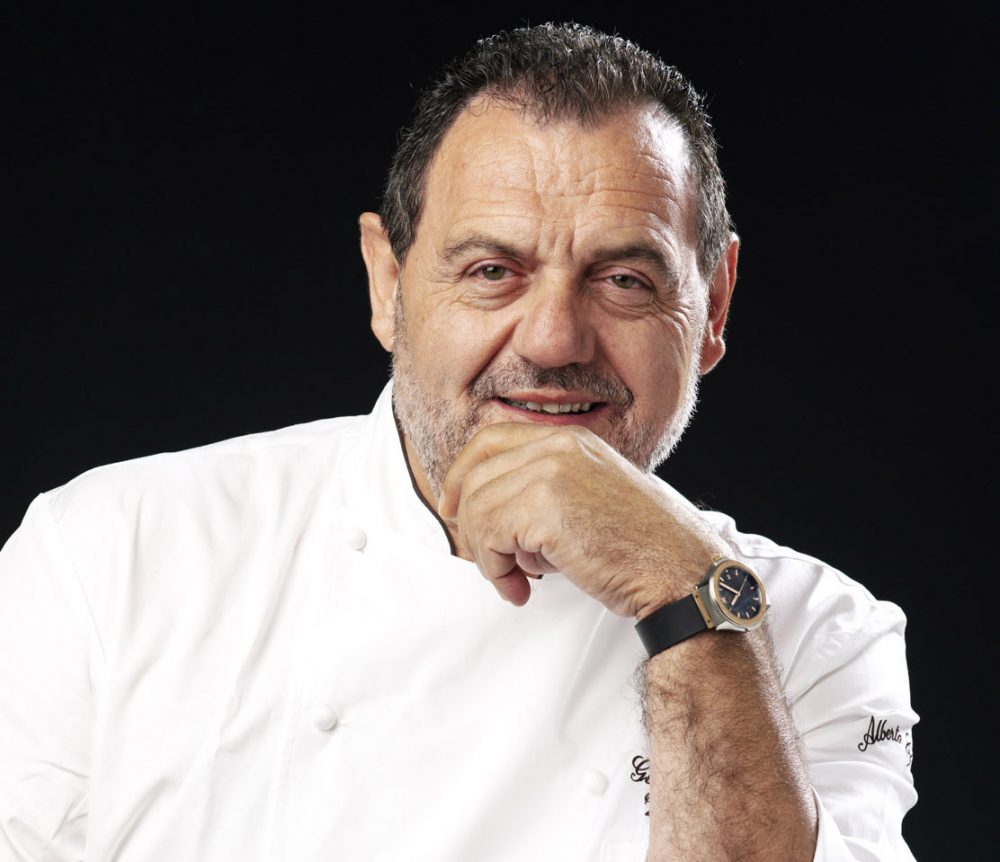 Chef Gianfranco Vissani