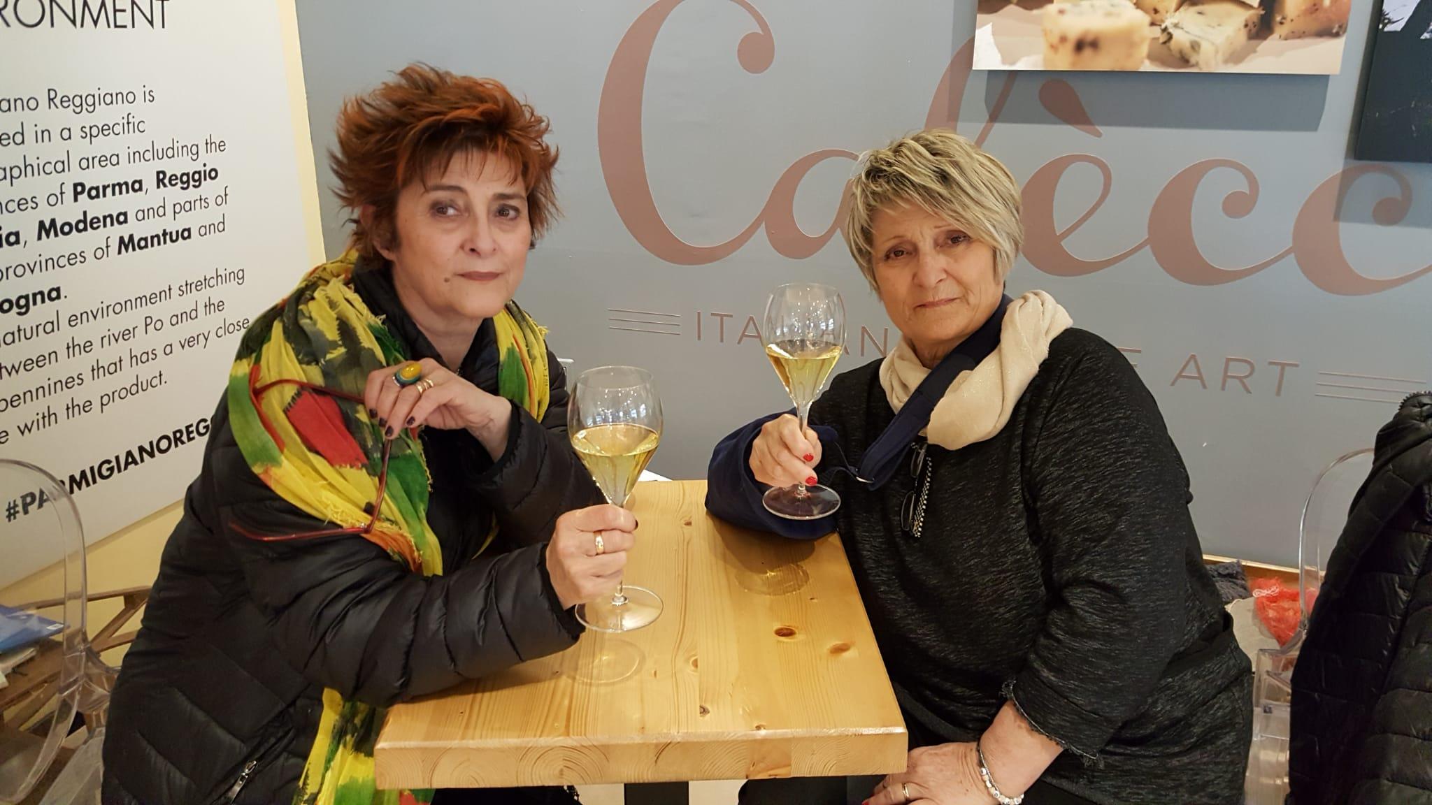 Verdiana e Valeria Gordini