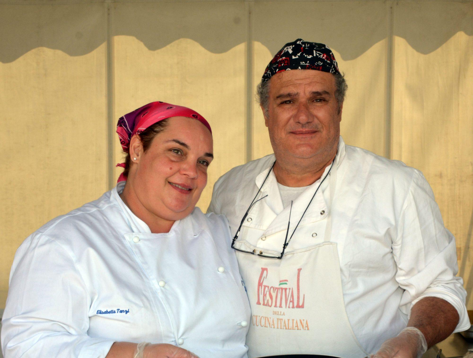 hElisabetta Tanzi & Roberto Benini