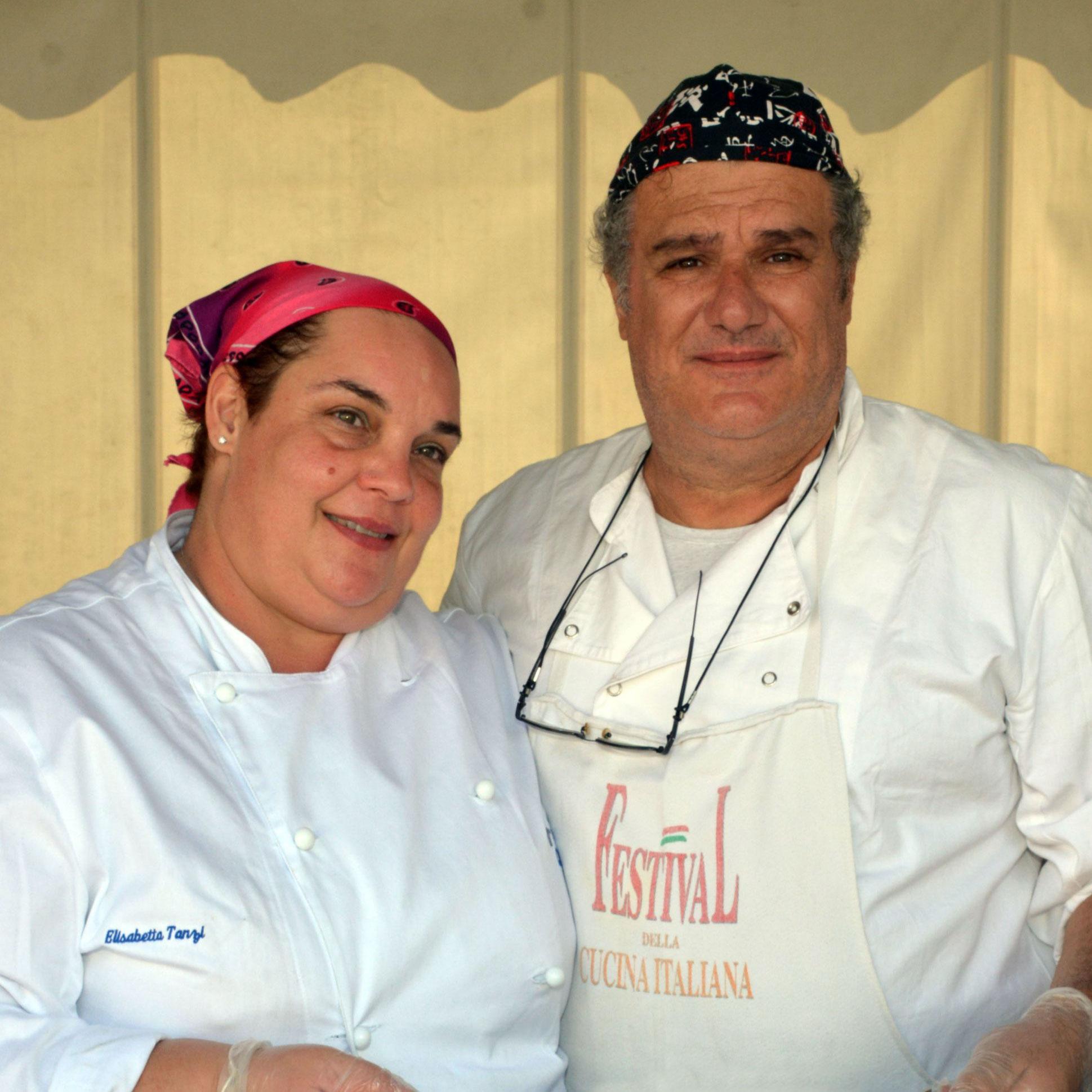 Elisabetta Tanzi & Roberto Benini