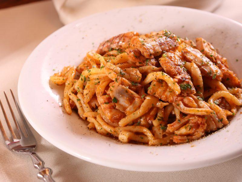 pasta canocchie
