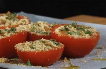 pomodori prima della cottura
