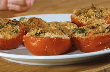 pomodori gratinati 1