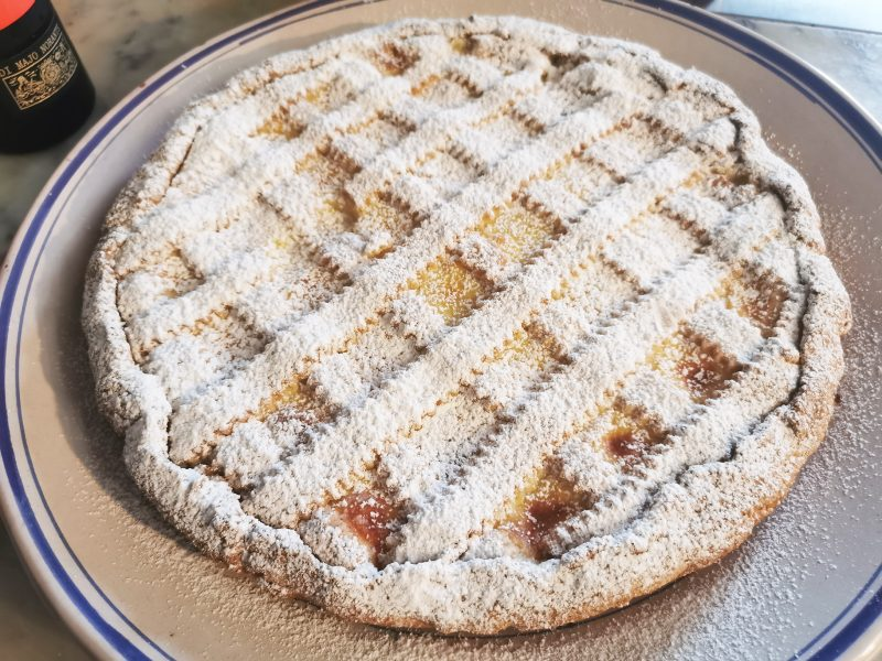 crostata marilena