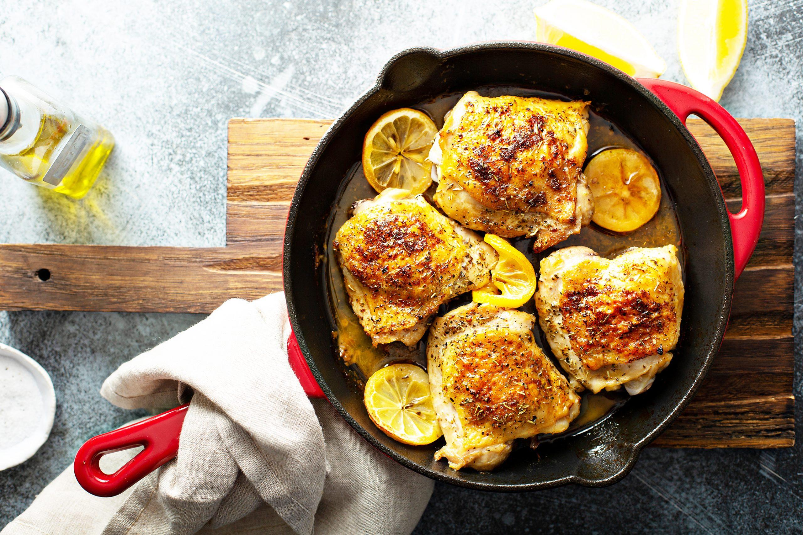 Pollo al limone 1