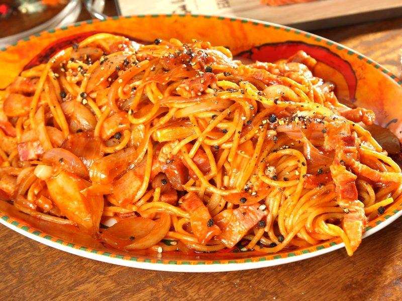 SpaghettiSpeckCipollaSalmone