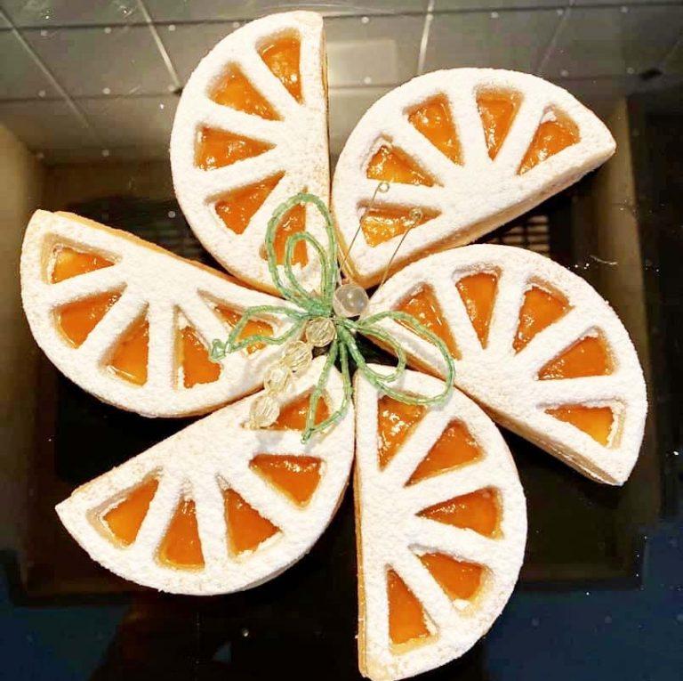 biscotti d arancia