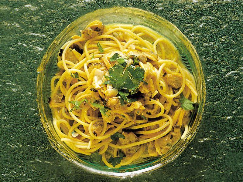 spaghetto vongole_CEDRONI