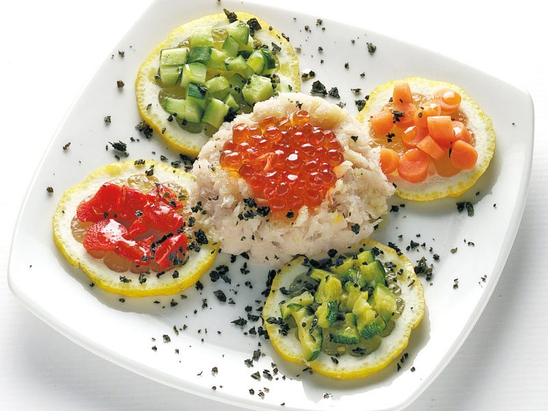 tartara pesce