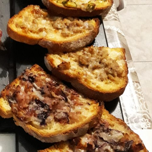 crostini caldi