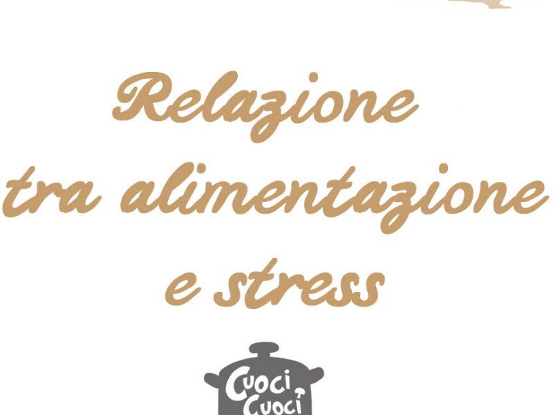 alimentazione e stress