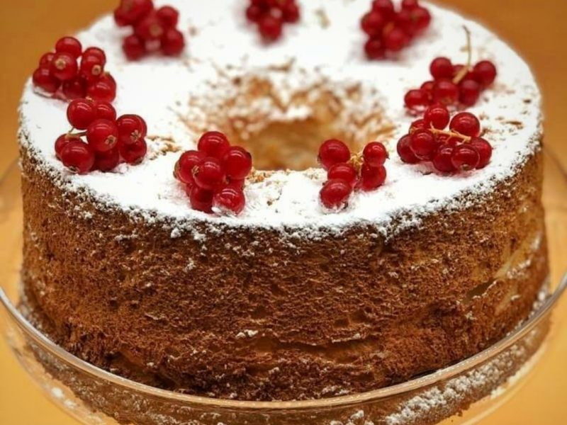 angelfood cake