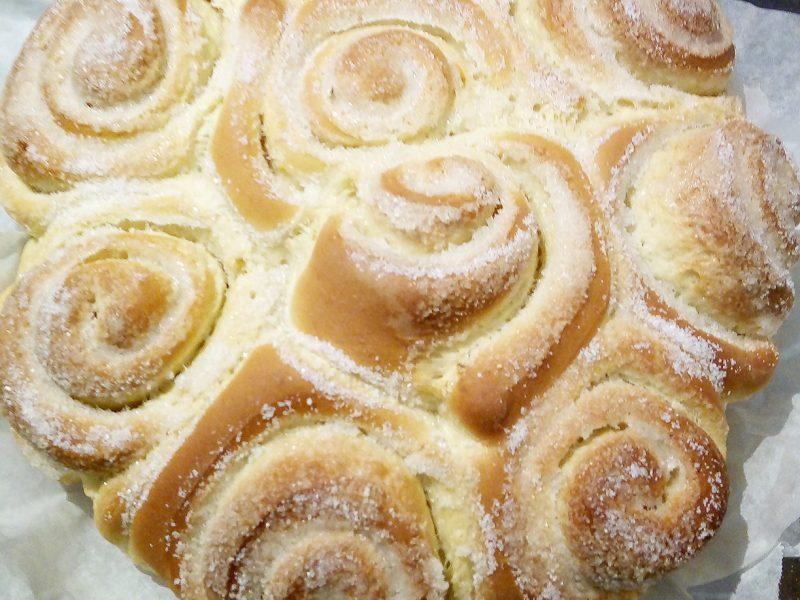 torta di rose home