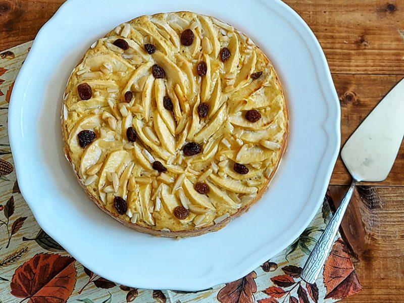 torta mele1 - Marcella Orsi