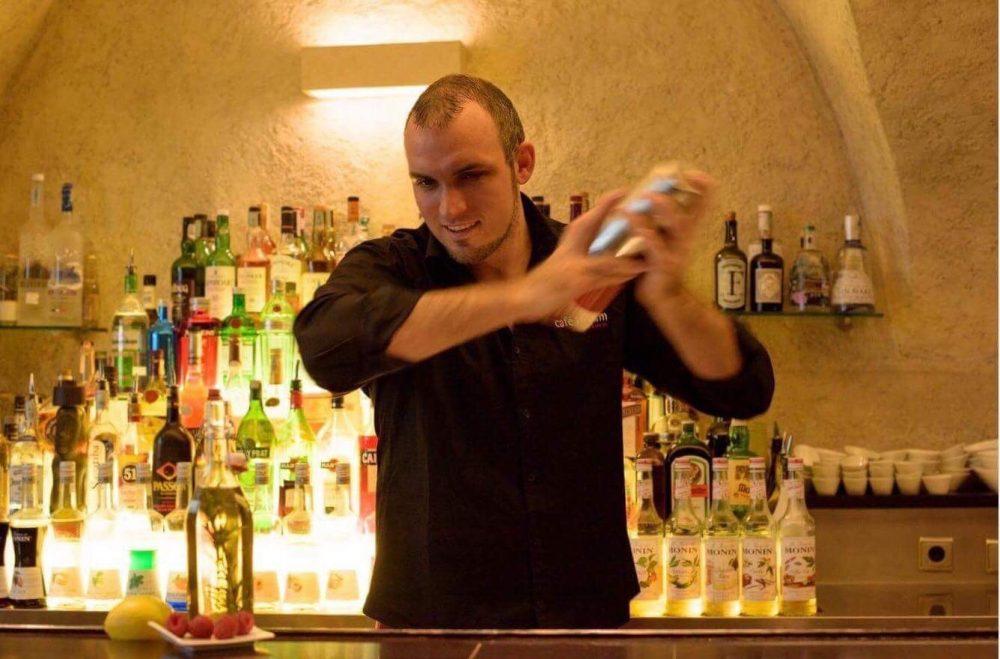 Ritratto di Stefan Pföstl Barman