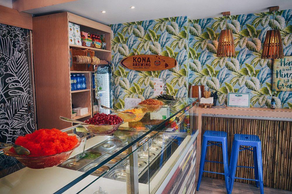 I LOVE POKÉ: uno dei negozi in stile hawaiano