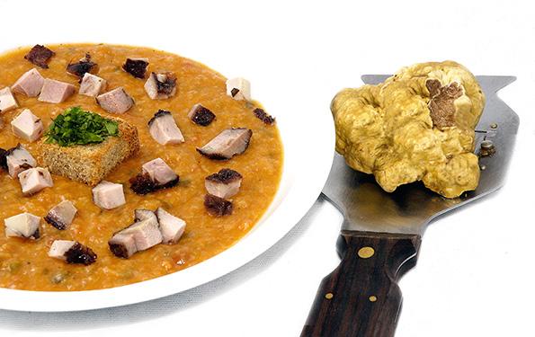 Ribollita di fagiano tartufo C