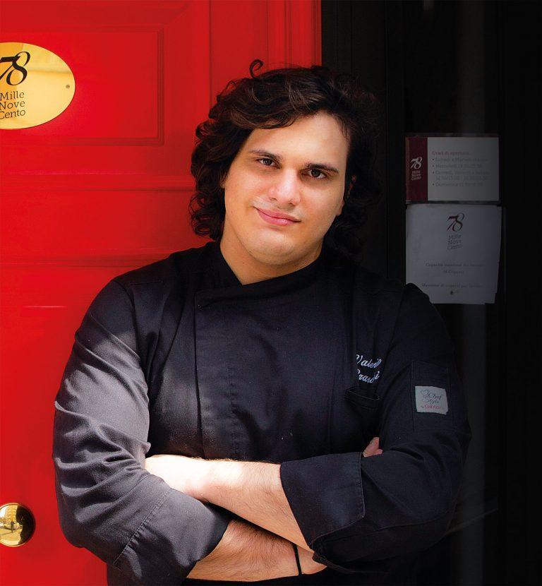 Chef Valerio Braschi