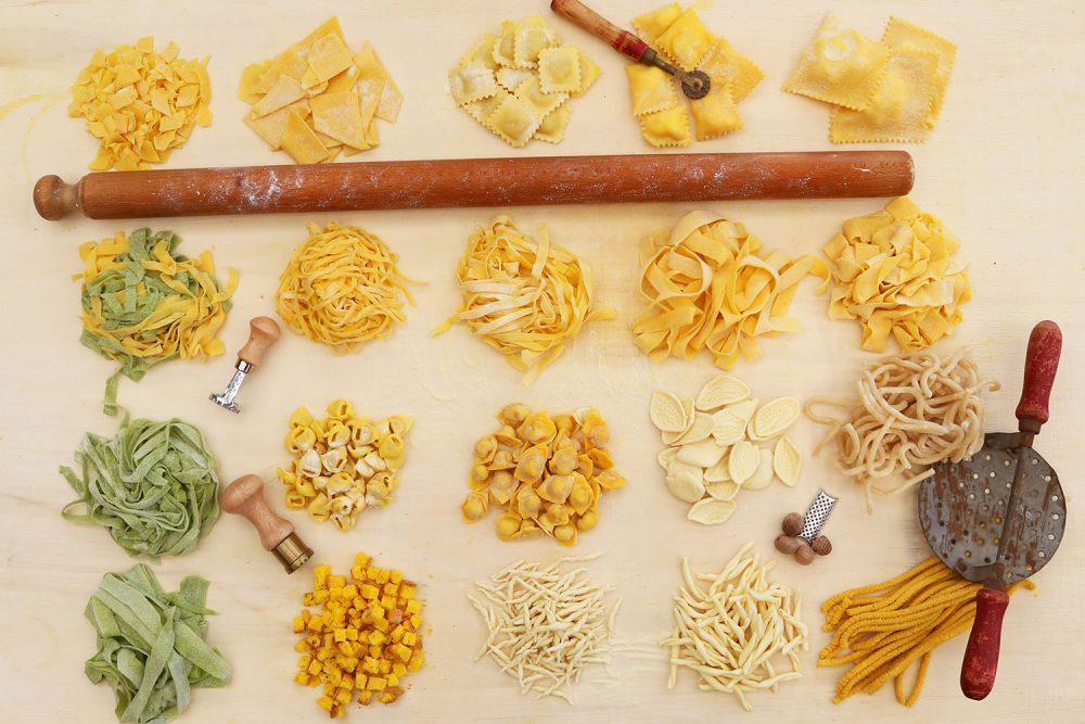 Corso Mani in Pasta - Scuola di Cucina - CuociCuoci