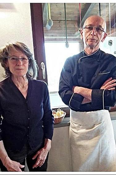 hStefano Faccioli e Antonella Spadoni