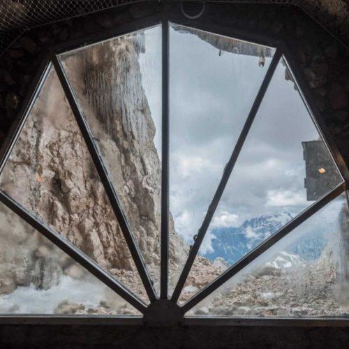 La Grotta della Madonna - Marmolada