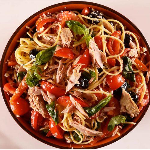 spaghetti-crudaiola