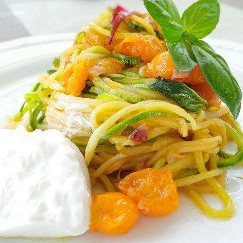 spaghetti-e-burrata