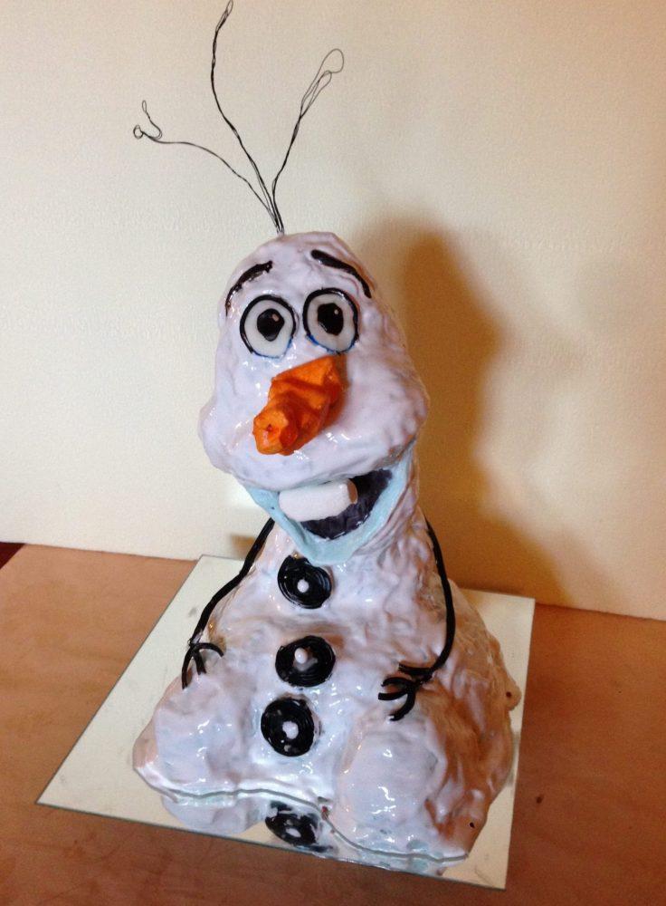 Olaf Disney di Ciocorì