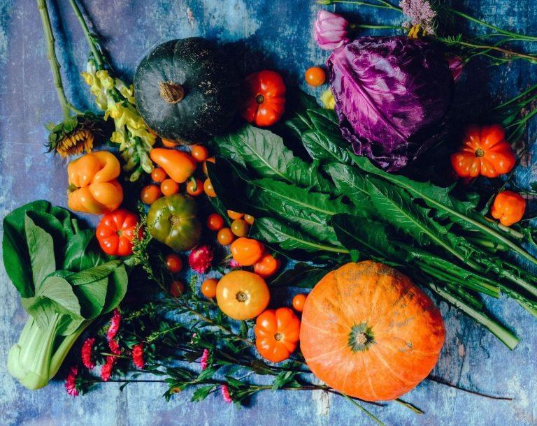 Pesce, verdura e frutta di stagione a Ottobre