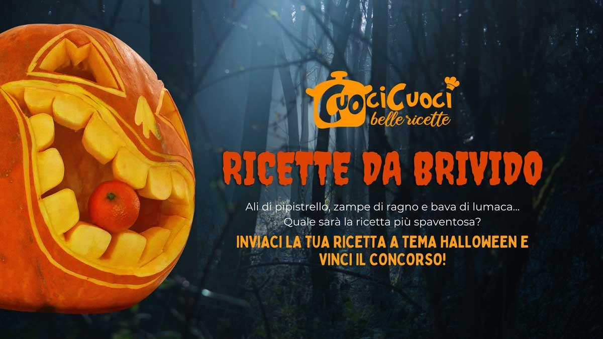 Contest di Halloween Ricette da brivido
